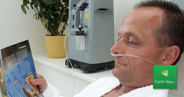 العلاج بالأكسجين